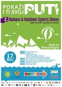 Plakat sajam Prirode i sportova u prirodi