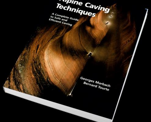 Alpine caving techniques